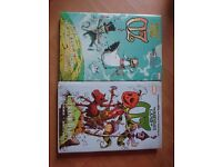 Marvel hardback graphic novels The marvelous land of Oz and Dorothy and the wizard in Oz