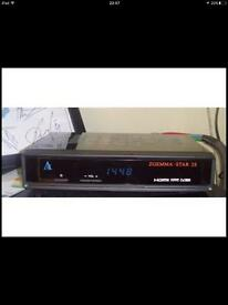 Zgemma 2s iptv / satellite receiver £30