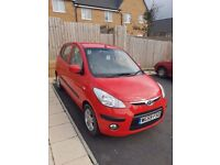 Low milage good condition hyundai i10 automatic