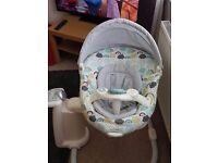 Graco Sweetpeace Swinging Chair