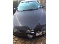 BLACK ALFA ROMEO 147 For Sale Glasgow £500 ONO
