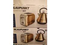 Brand New Blaupunkt Kettle and Toaster Set