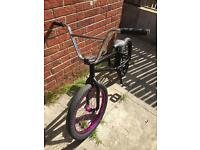 Custom we the people bmx bike for sale or swap for jump bike