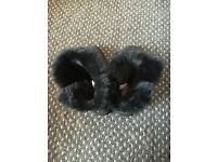 Ugg boots black size 5