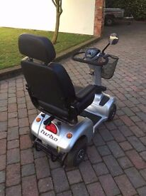 Prestige ventura 6 mobility scooter