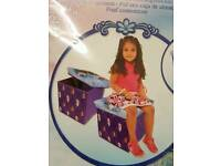 Frozen Storage Stool new