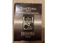 Toneworks Pandora guitar effects
