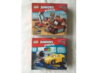 Disney Cars 3 Lego Juniors Cruz Ramirez & Mater