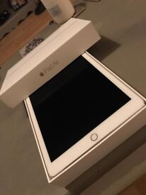 iPad Air 16gb 1st Gen Mint Condition Boxed USB Charger with MOFRED Case