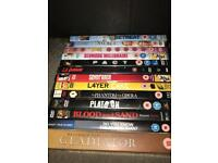 Job lot - DVDs