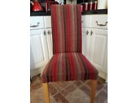 Next Dining Chairs x4