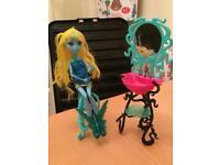 Monster High doll set