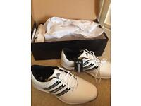 Adidas tour 360 X WD golf shoes UK 8 wide