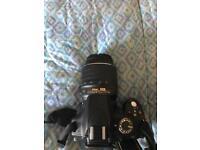 Nikon D3200 DSLR and extras