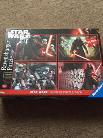Star Wars jigsaws