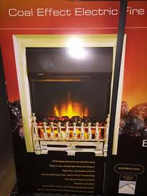 Focalpoint Blenheim electric fire