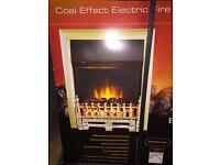 Focalpoint Blenheim electric fire