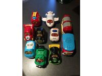 VTech Toot Toot Tracks and cars bundle