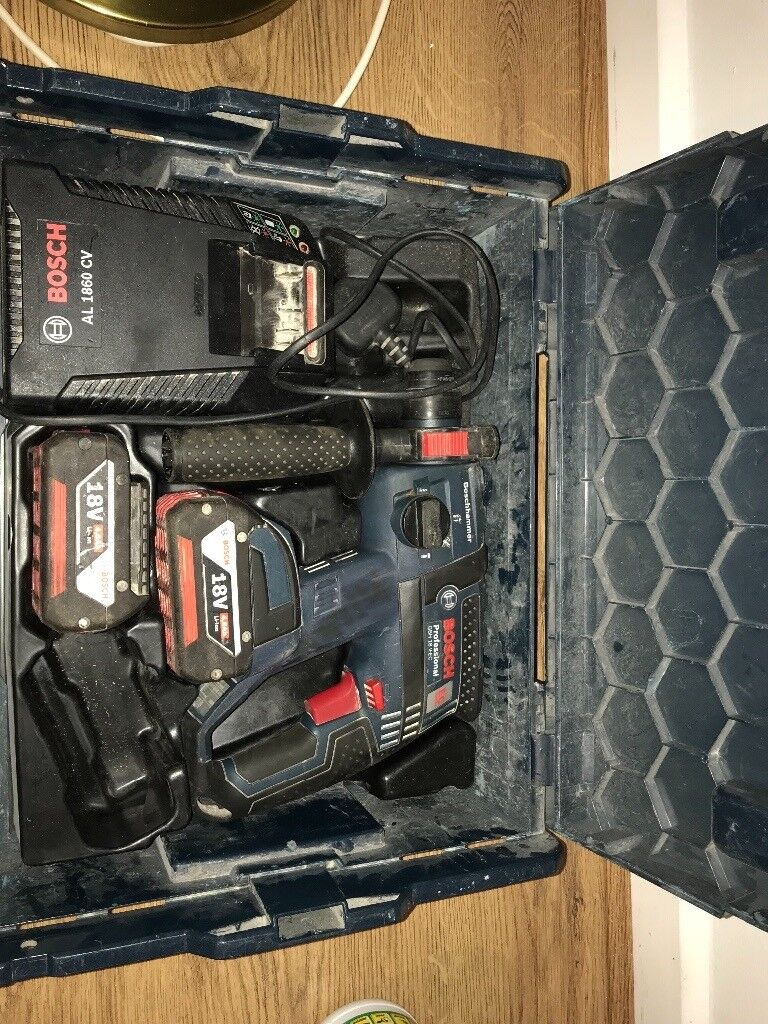 Bosch 18v sds drill combi impact driver