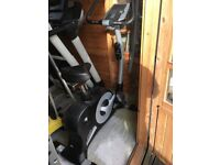 NEW INFINITY JT990 programmable exercise bike. Cost £400 new. Never used. £200 NO OFFERS