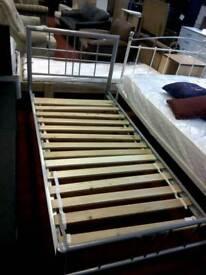 Bed base single metal tcl 13947