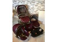 Mamas & Papas Urbo 2 Pushchair travel system