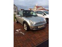 Mini Cooper, £2,500
