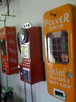 Wanted Old Pulver / Zeno Gum Machine