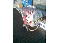 BELLE CEMENT MIXER (NO MOTOR OR STAND) £50 NO OFFERS