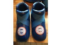 WCKA KICKBOXING FOOT PROTECTOR BOOTS