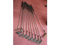 Mizuno Quad - Full Set of Irons with Bag