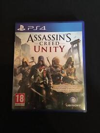 Assassin' Creed Unity (PlayStation 4)