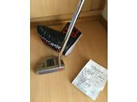 Scotty Cameron golo 5 putter brand new 35""