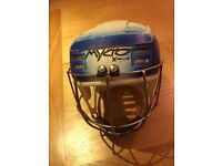 MYCRO HURLING HELMET (TWO TONE)