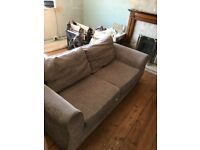 3 seater sofa and 2 arm chairs FREE FREE FREE FREE