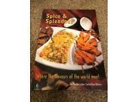 Spice And Splendour Recipe Book