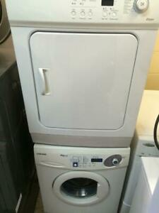 54- Laveuse Sécheuse Frontales MINIS SAMSUNGS  24 Frontload Washer and Dryer