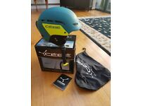 New Cebe ski helmet