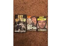 Guy Martin books