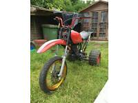 125cc trike project offers