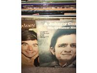 Country vinyls