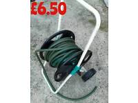 Portable hose pipe