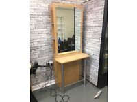 Styling unit, salon chairs salon/barbershop furniture