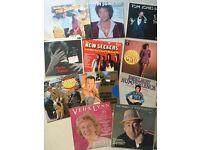 Over 60 records, LP's, Vinyls, £15 the lot