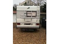 Hymer Ducato campervan