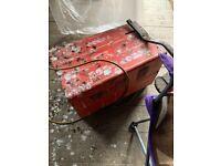 Welder for parts or repair