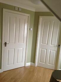 9 Internal Doors £10 each