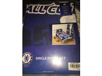 Chelsea single duvet cover