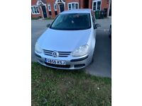 Volkswagen, GOLF, Hatchback, 2006, Manual, 1390 (cc), 5 doors