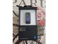 Samsung Gear Fit2 - brand new - large - black RRP 179.99